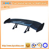 Universal 3D Single Deck Carbon Fiber Spoiler, Car Rear Trunk Spoiler