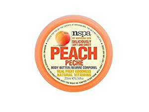 N-spa By Nirvana Spa Deliciously Soft and Sweet Peach Body Butter 200ml 6.76 Ounces
