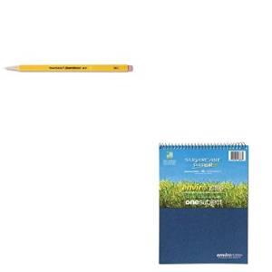 KITPAP3030131ROA13363 - Value Kit - Roaring Spring Environotes Sugarcane Notebook (ROA13363) and Paper Mate Sharpwriter Mechanical Pencil (PAP3030131)
