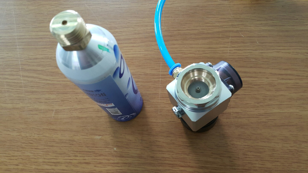 Brand New Mini Medical gas pressure regulator for emergency, homecare and in-hospital oxygen therapy