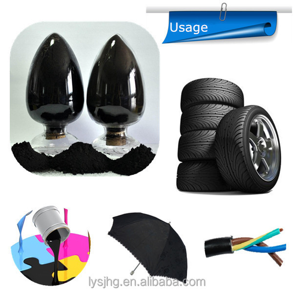 Rubber carbon black specific gravity