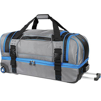 "Large Capacity 30"" trolley travel bag with Shoes Compartment"