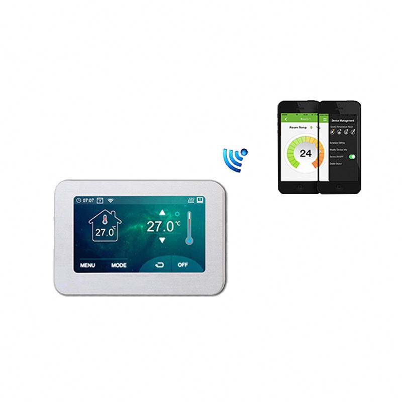 Wifi smart thermostat d'ambiance