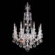 Classic glass arm large crystal chandeliers made in china