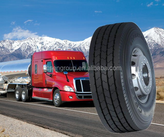 radial truck tyre 295/80 r22.5 for guiding with ECE DOT GCC ceritified