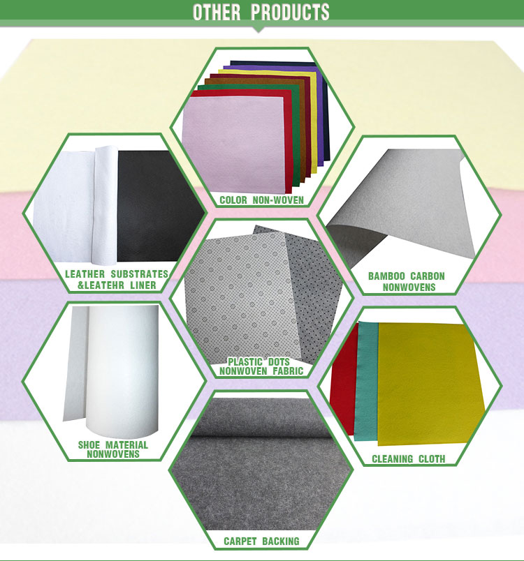 High-grade non woven fabric cmaterial dry wipes manufacturing process