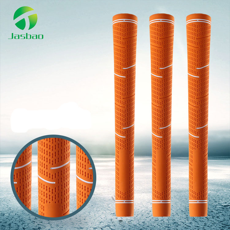 Professional manufacturer rubber customized logo  golf wood  grips