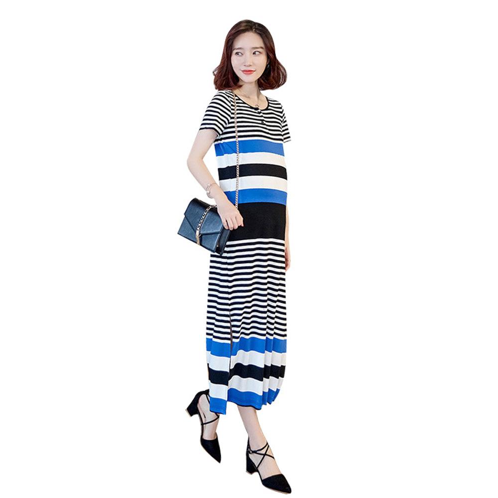 72b6d5d1f60a Maxi Pregnancy Dress