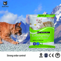 Popular Quick Clumping Bentonite Cat Litter