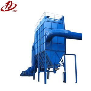Industrial Baghouse Filter Boiler Dust Collector