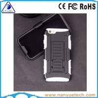 holster cell phone case wholesale with swivel belt clip for iphone 4
