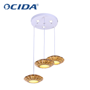 High quality affordable simple modern led chandeliers lights for dining room