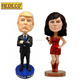 Wholesale custom bobblehead ,custom talking bobbleheads for gift