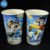 24-170oz Disposable Paper Popcorn Bucket Paper Cups for Popcorn