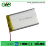Rechargeable GEB855085 3.7V 4000mAh lipo battery for Cellular phone