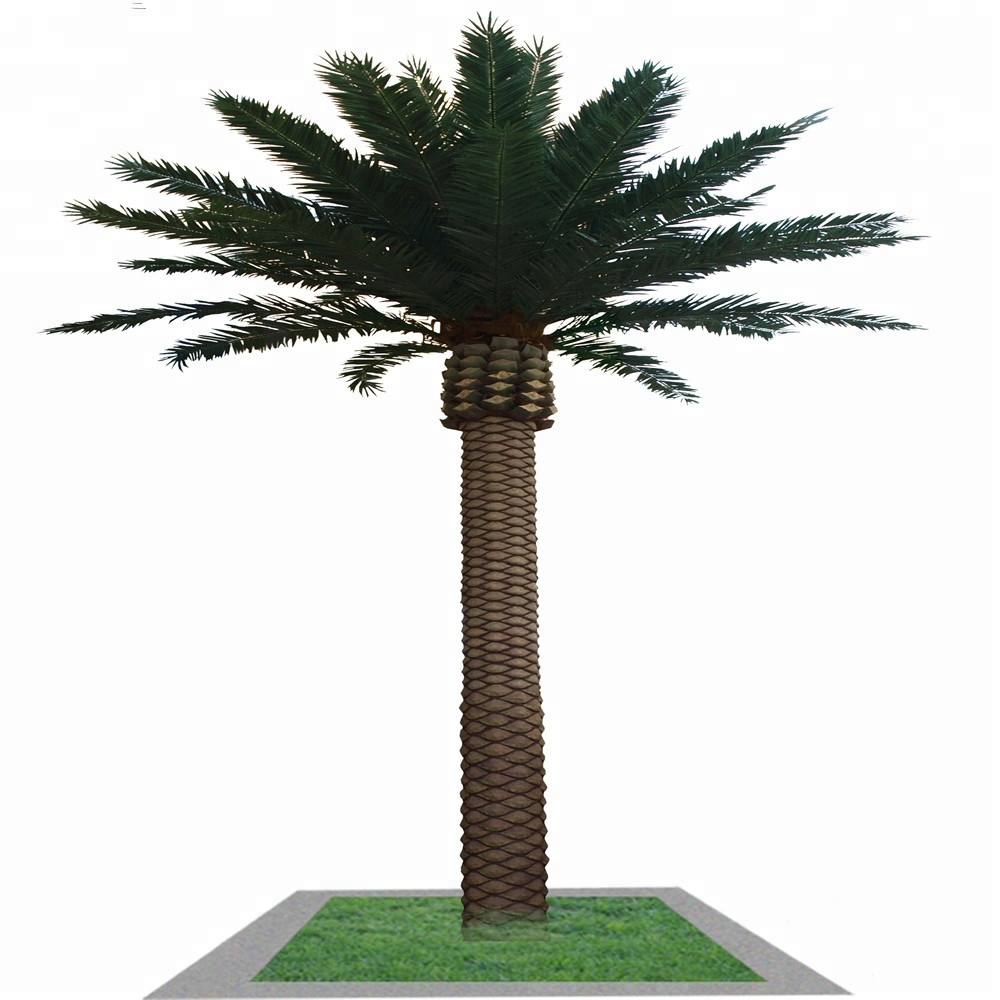 Indoor outdoor woondecoratie grote kunstmatige datum palm tree