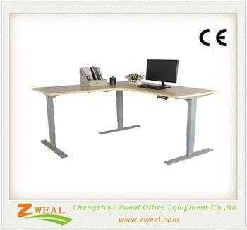 Small Wooden Office Open E Desk Table Portable Laptop
