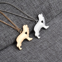 Cavalier king charles spaniel pendant necklace dog collectible necklace