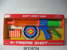 wholesale soft bullet gun air gun shooting gun for kids foam bullet