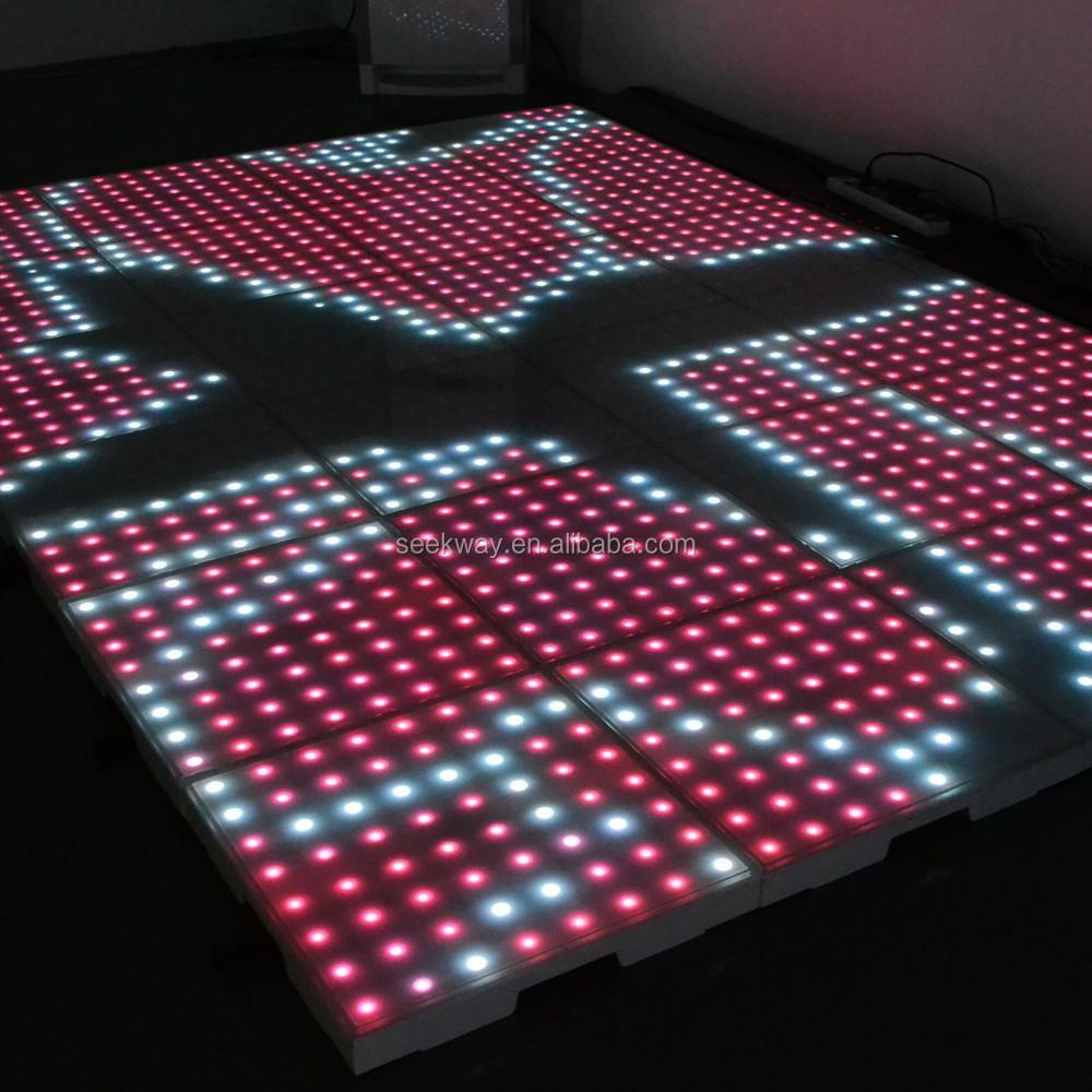 Full Color Seekway Led Interactive Dance Floor