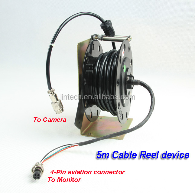 New Desige auto-rewind cable reel/cable reel for lift truck
