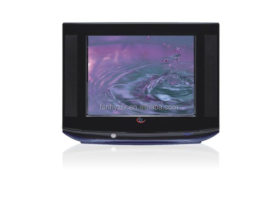17 inch 21inch 29 inch Popular Normal Flat screen Crt Color Tv