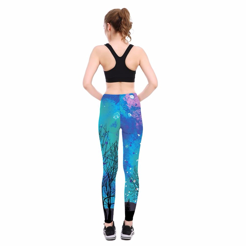 OEM Design unbrande Damen Fitness Laufhose Schlanker Druck Hose Active Yoga Training & Jogging Wear