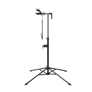Telescopic arm cycle bicycle rack bike repair stand with steel