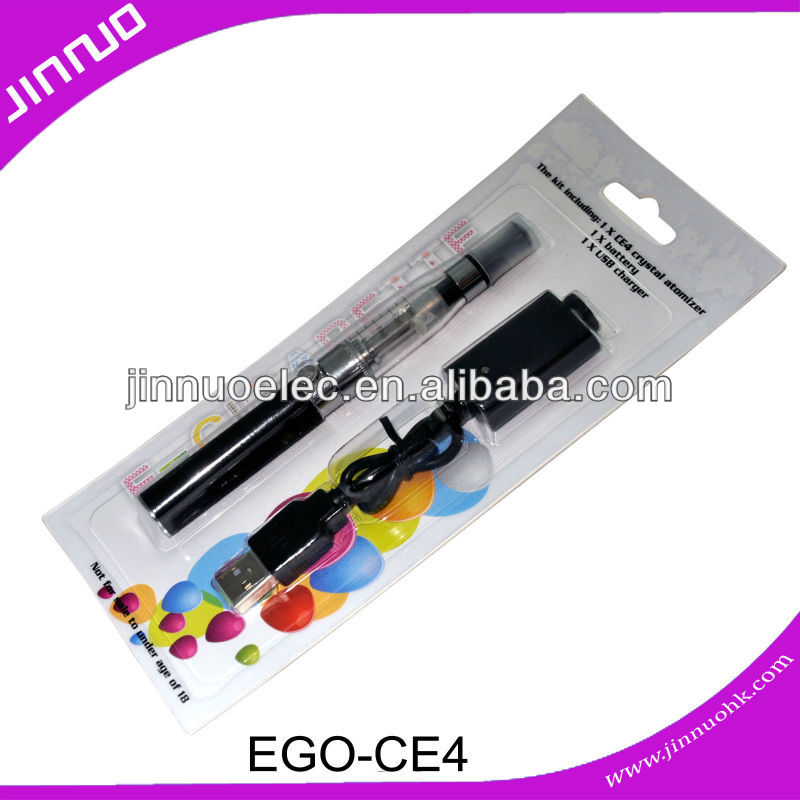 4 years experience! China ecig manufacturer offers electronic cigarettes ce4 ego kit