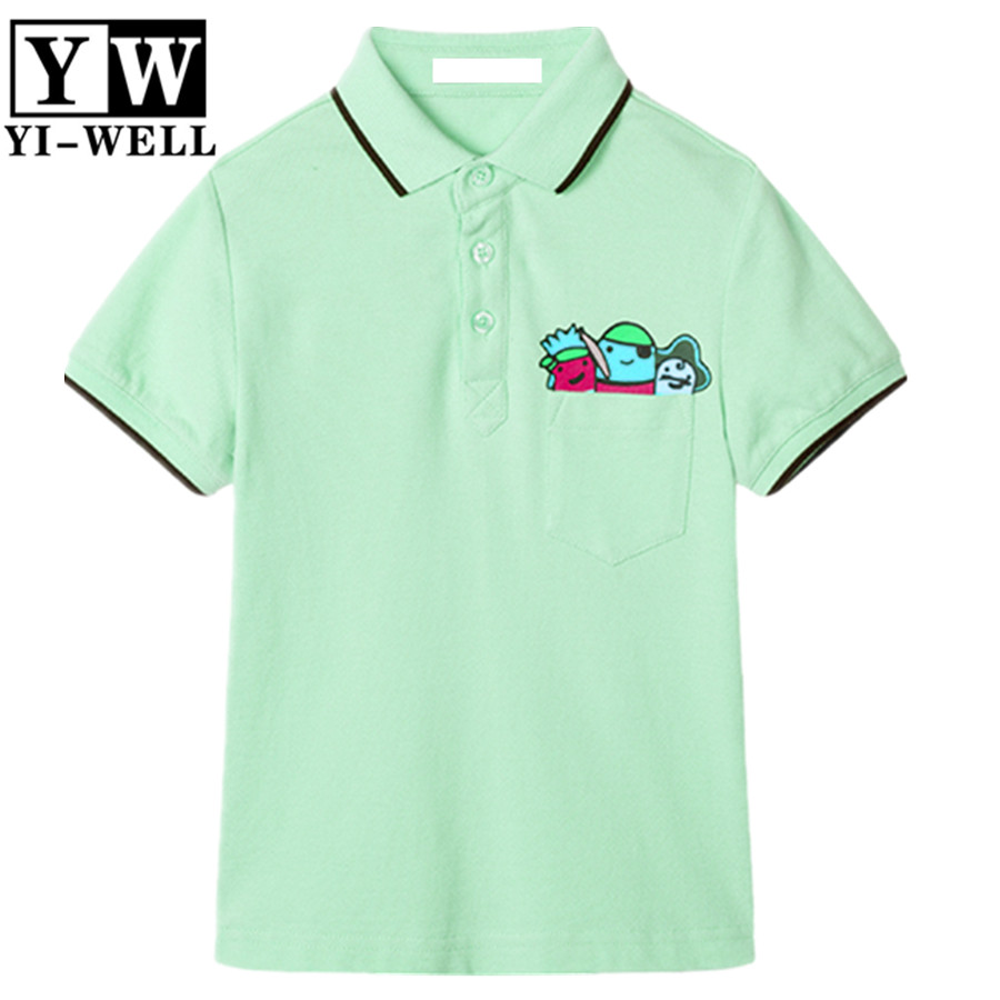Children/'s Unisex Polo Shirts INCLUDING FREE PERSONALISED EMBROIDERED LOGO