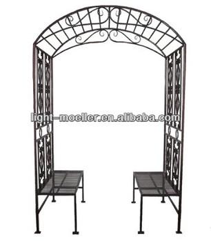 Bon Garden Arch Bench Seat