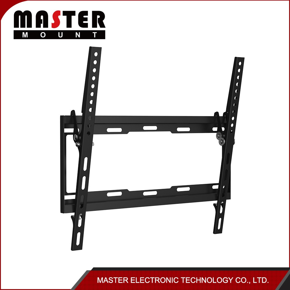 Mobile Metal Construction Plasma Tv Mount With Stand Master MM03-44T