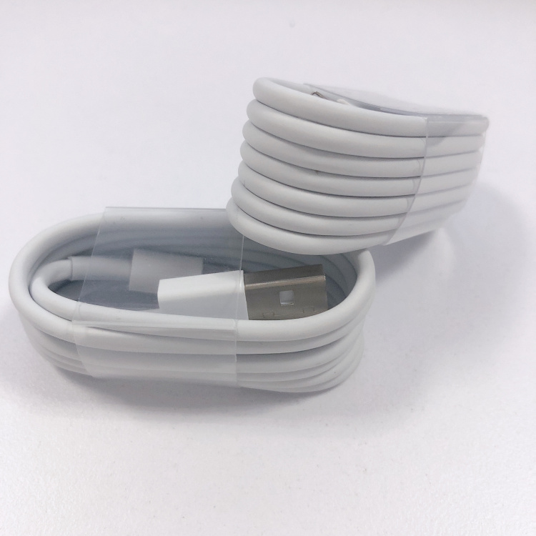 Para iPhone 5 5 5 6 6 7 8 X cable de datos de Cable USB cable de carga para el cable de Cable de cargador de iphone (T5003-B)