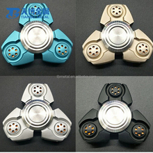 Newly Hand Fidget Spinner titanium edc spinner Original factory price metal wind spinner