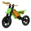 New design children wooden toy motorcycles for wholesale W16C220