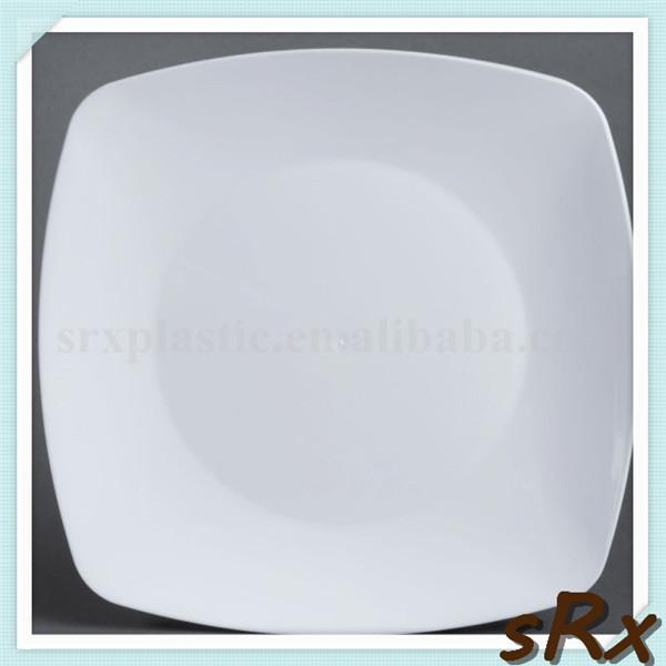 Excellent White Square Plastic Plates Bulk Pictures - Best Image . & Excellent White Square Plastic Plates Bulk Pictures - Best Image ...