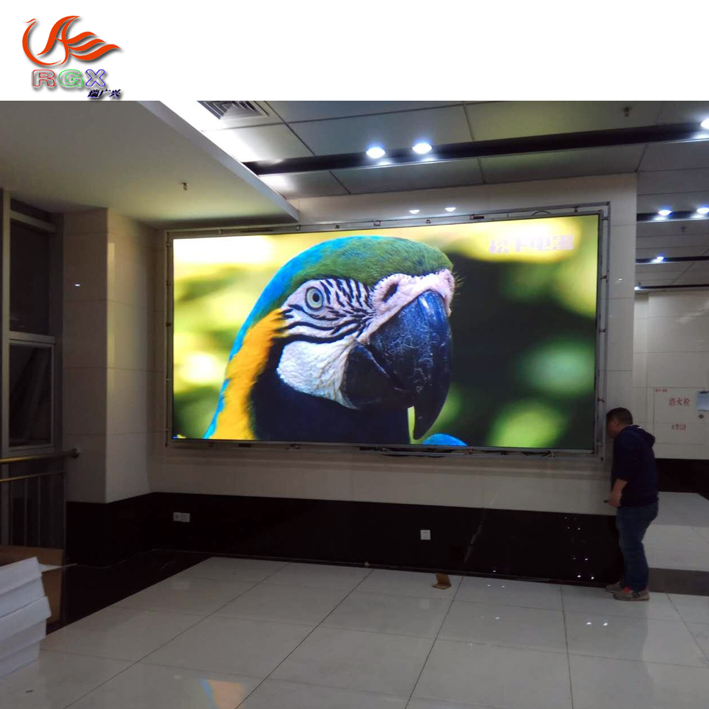 RGX Ultra High Definition P1.56 P1.667 P1.875 P1.923 Led Video Wall 4k Full Color Seamless Indoor Led <strong>Screen</strong>