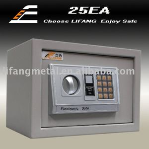 2014 hot sale 25EA safes