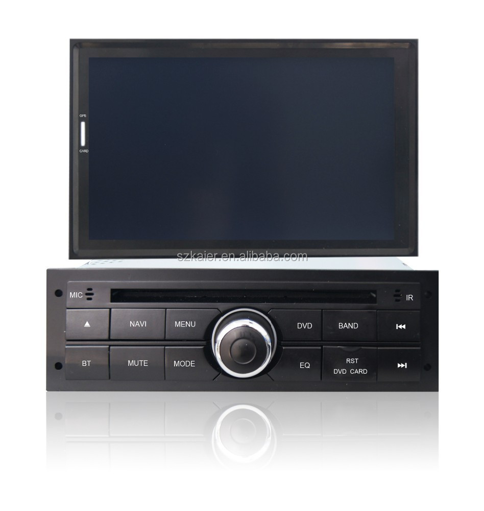 HOT!car dvd with mirror link/DVR/TPMS/OBD2 for 7 inch full touch screen 4.4 Android system MITSUBISHI L200