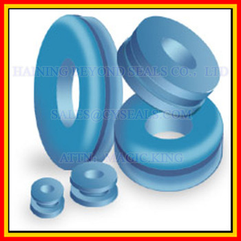NBR, VITON, EPDM,SILICONE rubber grommets