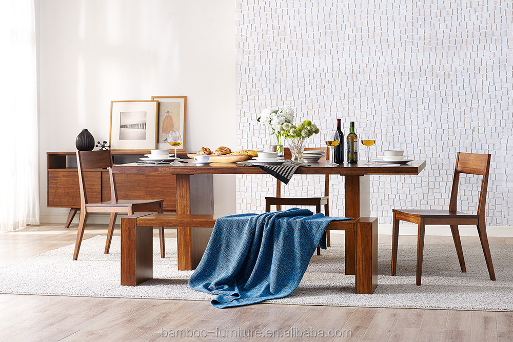 bamboo modern dining room chairs 100 bamboo material hotel and