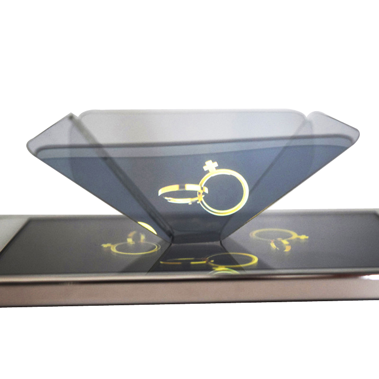 3D Hologram Projector System, 3D Holographic Projection