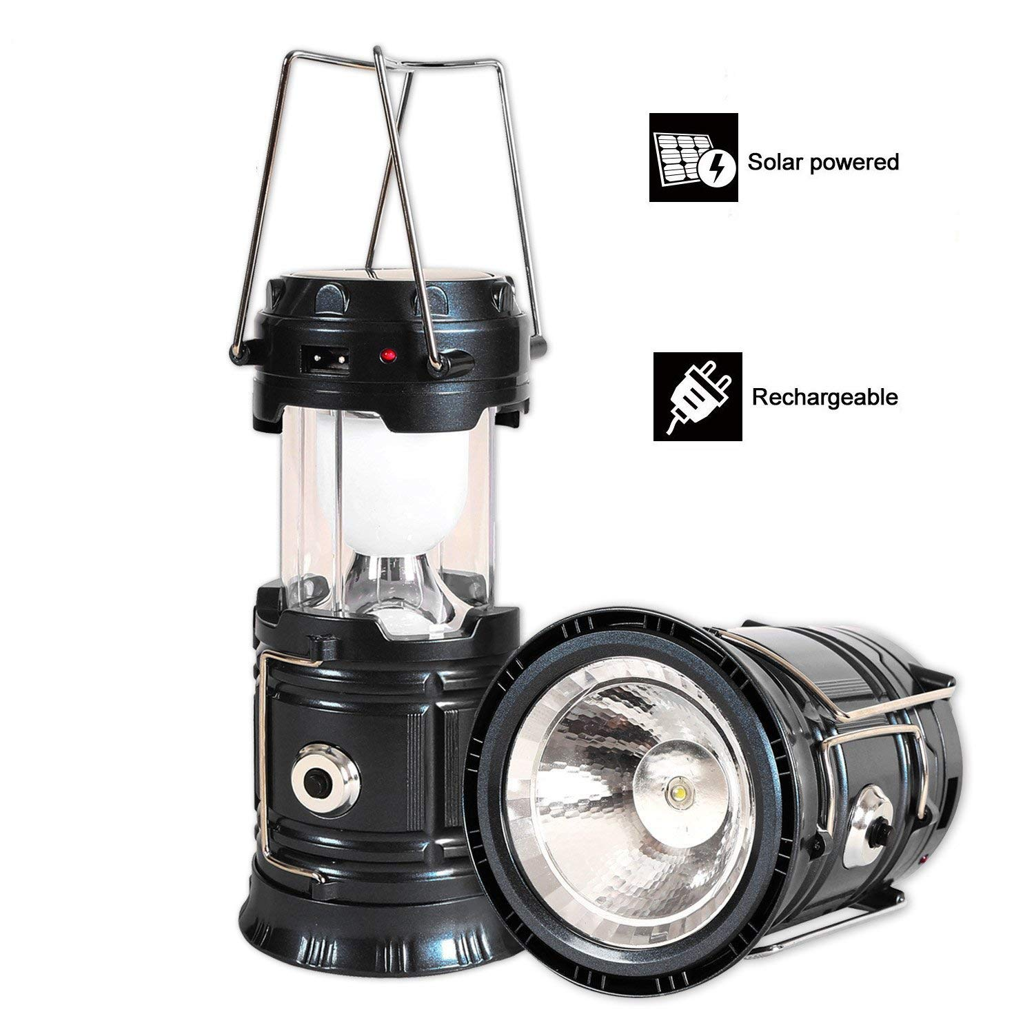Cheap 12v Dc Solar Lantern Find Deals On Line Street Lightsolar Led Light With 12 24v Circuitsolar Get Quotations Outdoor Flashlight Camping Emergency Rechargeable Lamp