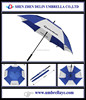 Auto open hot selling golf umbrellas model