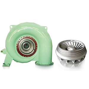 100KW to 500KW Water Turbine Price / Mini Hydro Turbine / Micro Hydro Generator For Sale