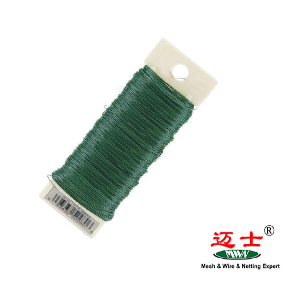 High Quality Pvc Coated Green Florist Wire - Buy Cutting Hot Wire ...
