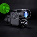 Free shipping Gen2 digital monocular infrared night vision goggles 6X32 day and night vision scope for