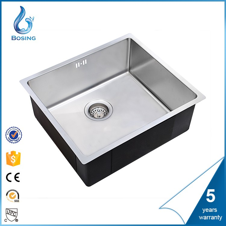 New Undercounter Stainless Steel Kitchen Sink Caravan Sink