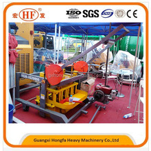 Qm4-45 Hydraulic Pressure Movable Automatic Concrete Brick/Block Making Machine