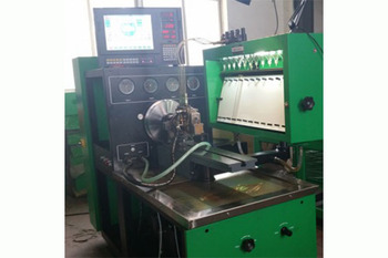 Euro Ii Diesel Fuel Injection Pump Test Bench The Mechanical Pump Tester  /test Stand With 5 5kw/7 5kw/15kw - Buy Mechanical Fuel Injection Pump Test